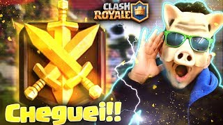 Download Video CHEGUEI NA DESAFIANTE 3 COM DECK DE PEKKA E CORREDOR CLASH ROYALE MP3 3GP MP4