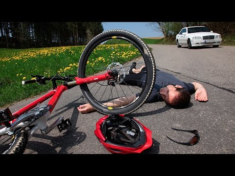 Top 3 Drivers VS Cyclists (GRAPHIC)