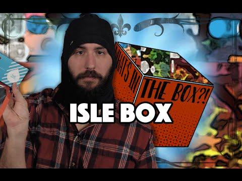 What's In The Box?! - Isle Box