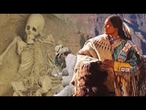 Riesige Uramerikaner in Nordamerika Entdeckt