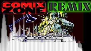 Drawn In - Comix Zone Original Remix (Introduction)