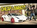 I Just Bought The Cheapest Lamborghini In The Country!