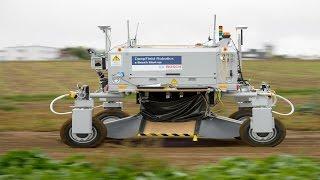 Bosch's agricultural robot