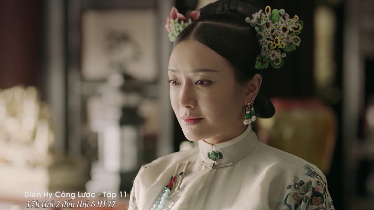 image Diên Hy Công Lược tập 11 - Anh Lạc bị trách phạt vì phật ý Hoàng thượng