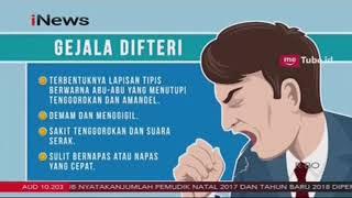 Download Video Ciri Ciri Gejala Penyakit DIFTERI, Anda harus Tahu..!! MP3 3GP MP4