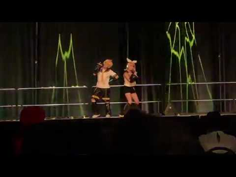 [ALA Next Top Star] Roki Ft. Kagamine Rin/Kagamine Len Dance Cover