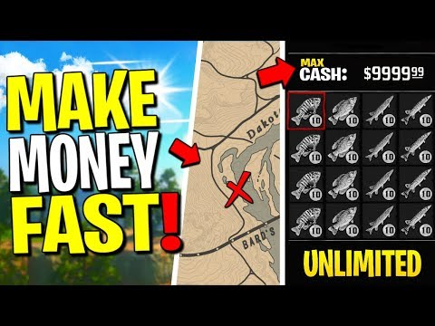The EASIEST Way to Make Money FAST in Red Dead Online | Tips & Tricks