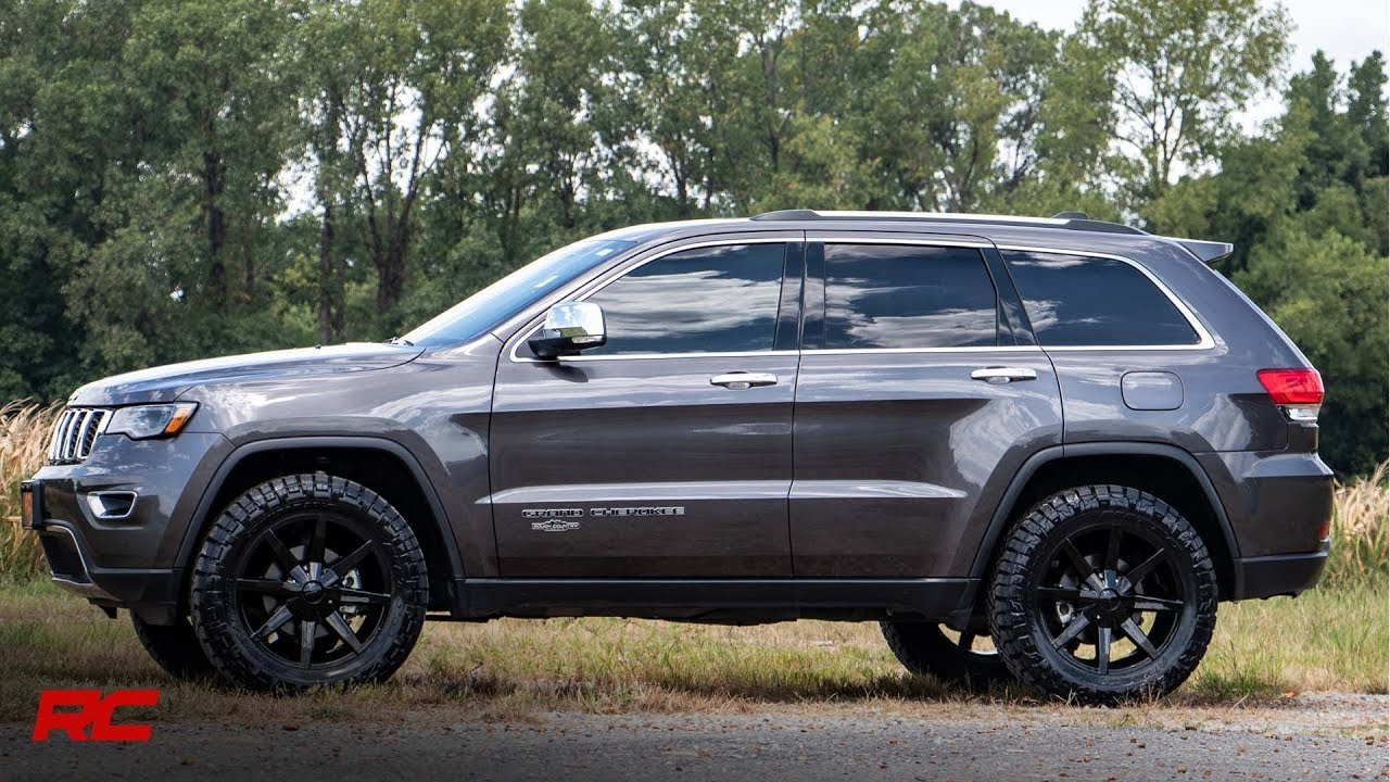 2018 jeep grand cherokee wk2 gray vehicle profile youtube. Black Bedroom Furniture Sets. Home Design Ideas