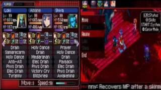 Shin Megami Tensei: Devil Survivor - Lucifer (New Game+ Extra Boss)
