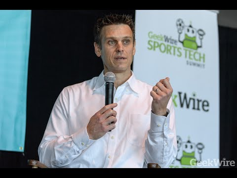 Seattle Mariners GM Jerry Dipoto talks tech, analytics, nutrition, and more