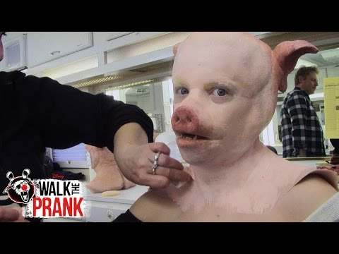 Pig Man | Walk The Prank | Disney XD