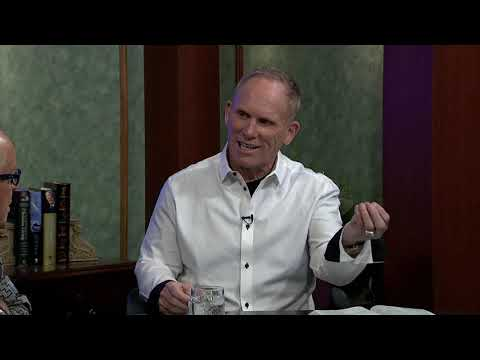 """Dr David Anderson and Herman Bailey  """"Romans 8""""  Part 5"""