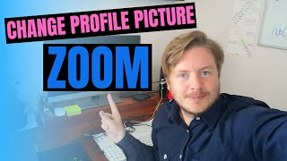 How To Change Profile Picture In Zoom App 2020