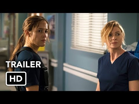 Station 19 ABC  HD  Grey's Anatomy Firefighter Spinoff