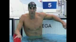 Milorad Cavic vs. Michael Phelps Bejing 2008 100m Butterfly