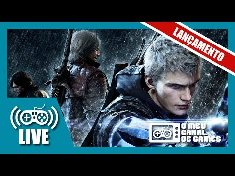[Live] Devil May Cry 5: NOVA DEMO DO PS4 E XBOX ONE AO VIVO thumbnail
