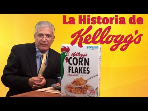 La Historia del Cereal Kelloggs