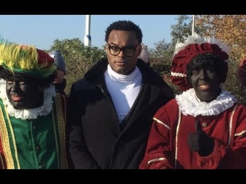 Black Pete Christmas History.Antoine Speaks To Black Pete Blackface Why Do The Dutch