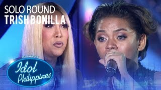 Trish Bonilla - One Night Only | Solo Round | Idol Philippines 2019