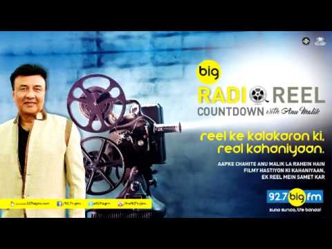Big Radio Reel CountDown With Anu Malik | Show 23