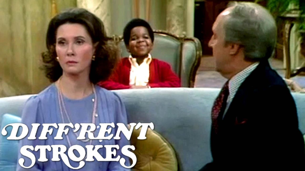 The Kids Don't Want Mr Drummond To Propose | Diff'rent Strokes