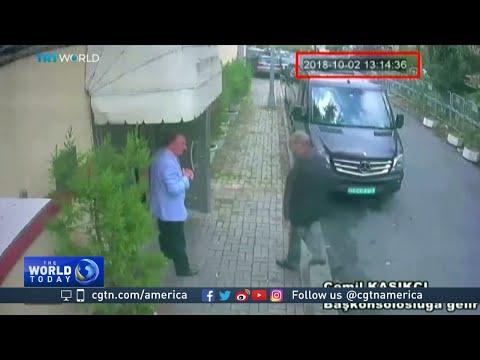 Erdogan- Saudi officials, others heard tapes of Jamal Khashoggi's death
