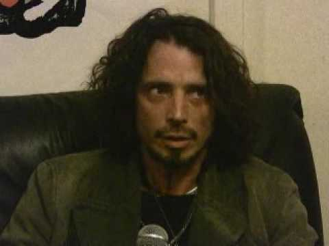 Chris Cornell talks about spirituality at Radio 104.5