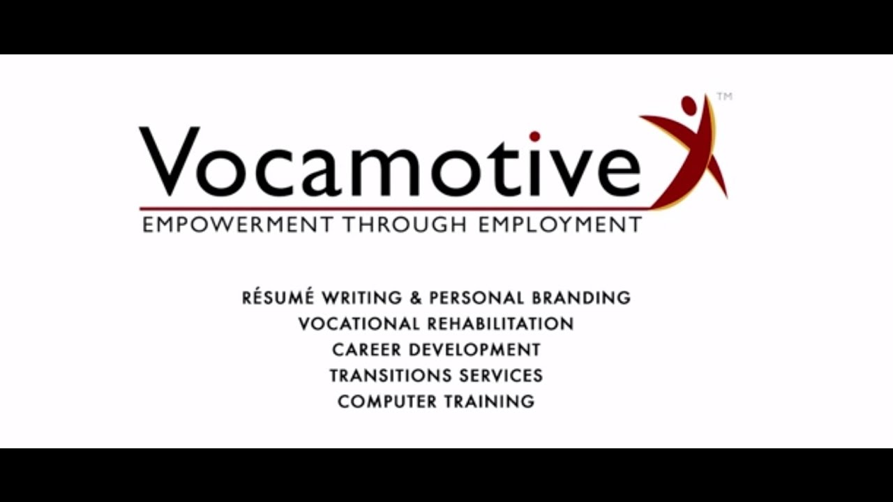 Vocational Rehabilitation Job Placement Vocamotive Chicago Lombard