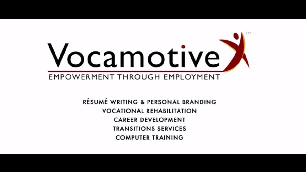 Vocational Training Resume Writing Linkedin Writing Job