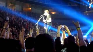 Nickelback performing Figured You Out live at the HP Pavillion in San Jose CA on 6/18/2012