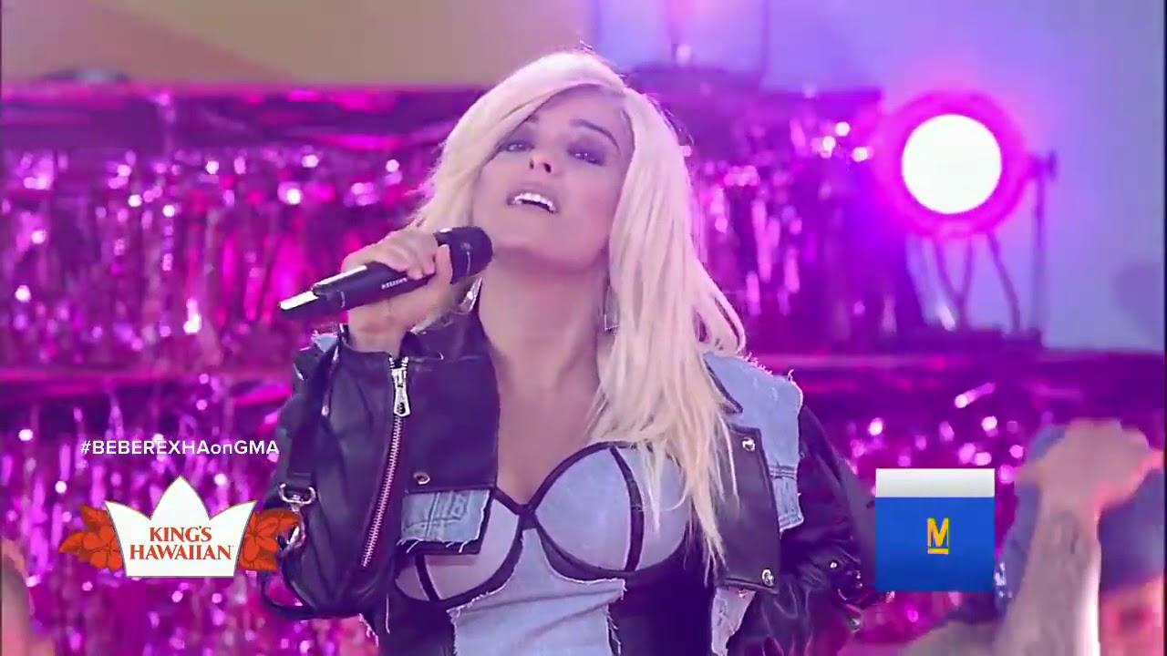 Bebe Rexha - I'm a Mess - [Live On Good Morning America] 2018
