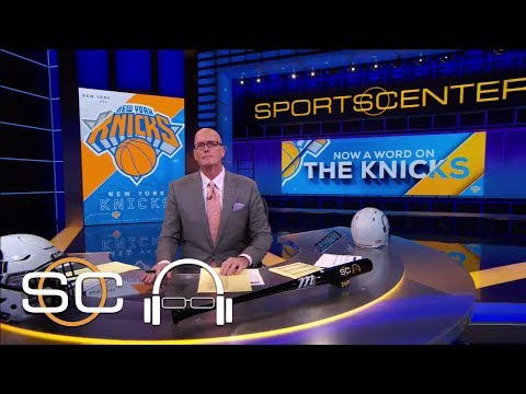 SVP Says Don't Be Mad At Phil Jackson For Knicks | SC with SVP | June 21, 2017