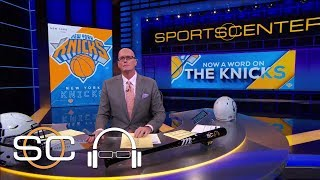 SVP Says Don't Be Mad At Phil Jackson For Knicks | SC with SVP | June 21, 2017 thumbnail