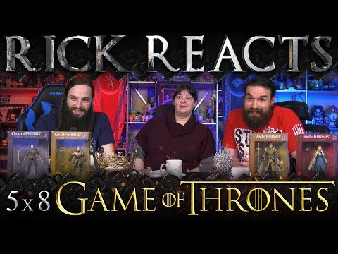 "RICK REACTS: Game of Thrones 5x8 ""Hardhome"""