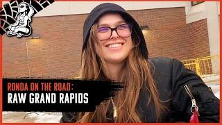 Ronda on the Road | WWE RAW Grand Rapids
