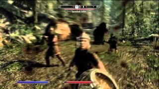 Skyrim - Disarm - Shout