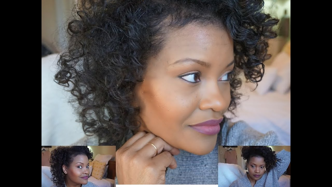 HOW TO: 3 QUICK & EASY TWIST OUT STYLES FOR FINE NATURAL