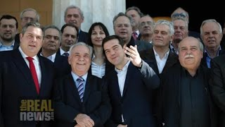 Will SYRIZA Survive Radical Left Democracy?