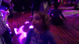 Little Miss S Dancing at Baby Loves Disco Thumbnail
