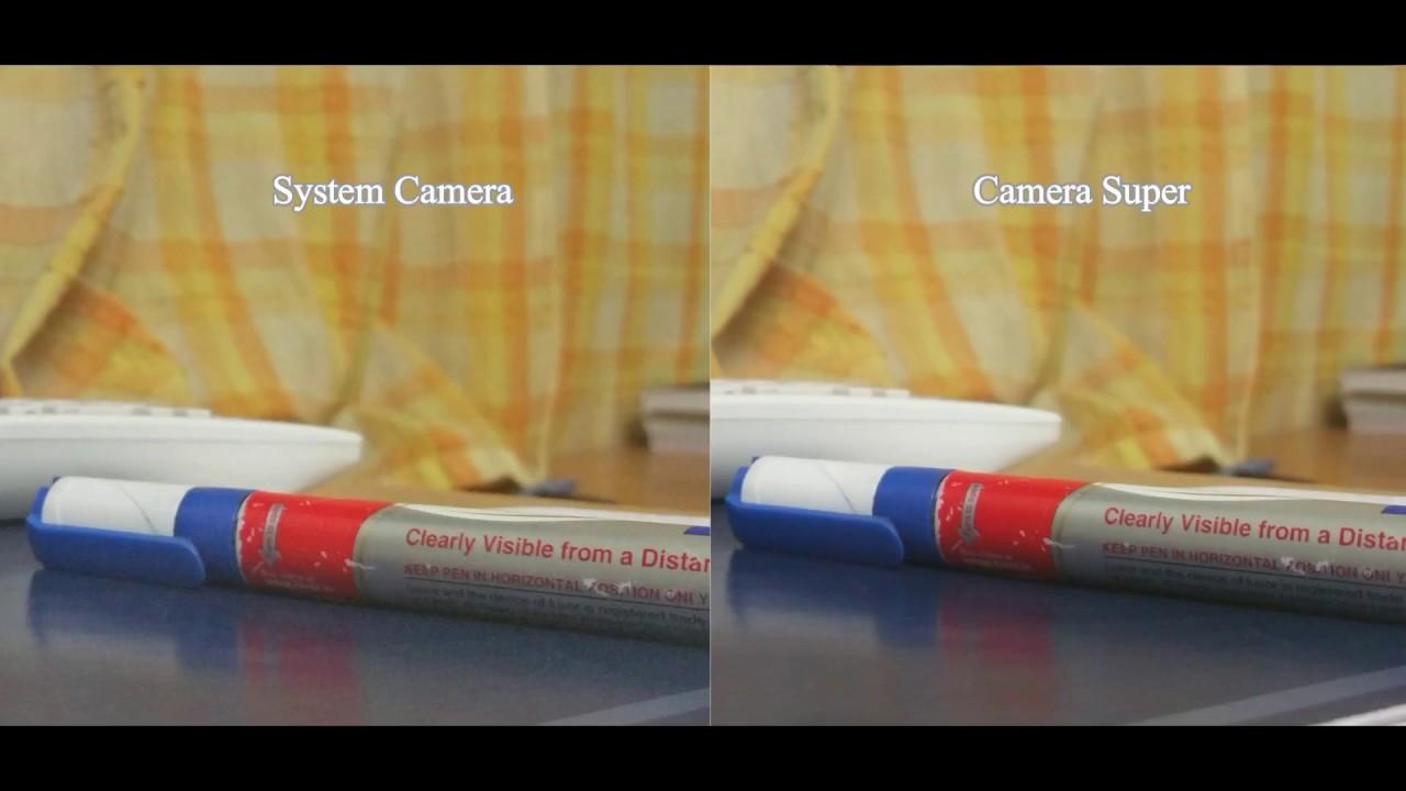52 MP Photos on Phone - Camera Super Pixel!