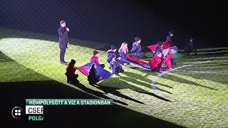 Hömpölygött a víz a Videoton stadionjában 2019-10-06