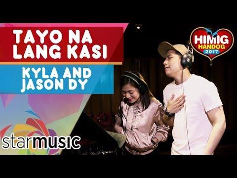 Kyla and Jason Dy - Tayo na Lang Kasi | Himig Handog 2017 (Official Recording Session)