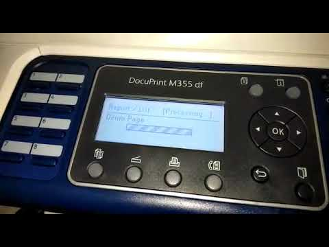 Printer Fuji Xerox M355df - YWR508576 (NEW)