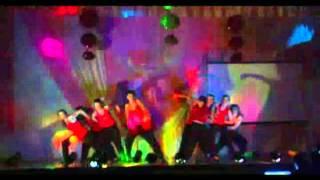 Energy dance  - красные перчатки ( отчетный концерт № 1)