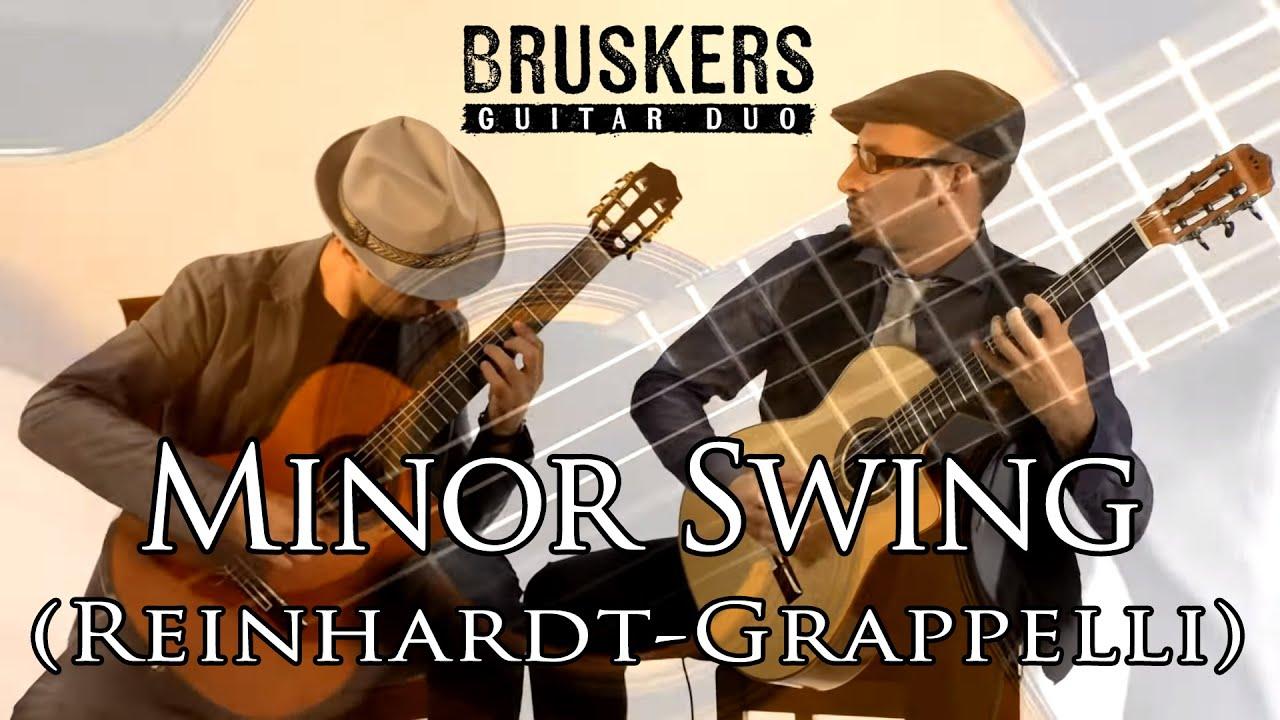 django reinhardt minor swing ноты