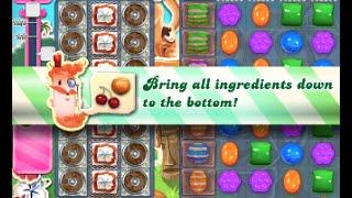 Candy Crush Saga Level 200 walkthrough (no boosters)
