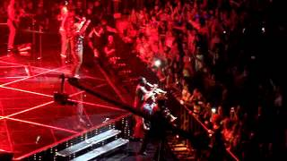Bruno Mars - You Make Me Feel Like Live @ Madison Square Garden 07.15.14