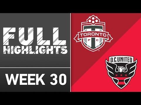HIGHLIGHTS   Toronto FC 1-2 D.C. United