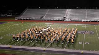 Gambar cover Nederland High School Band 2018 - UIL Region 10 Marching Contest
