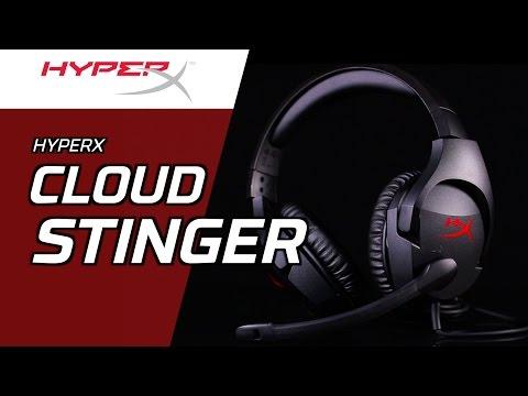 Best Gaming Headset 2016 - HyperX Cloud Stinger